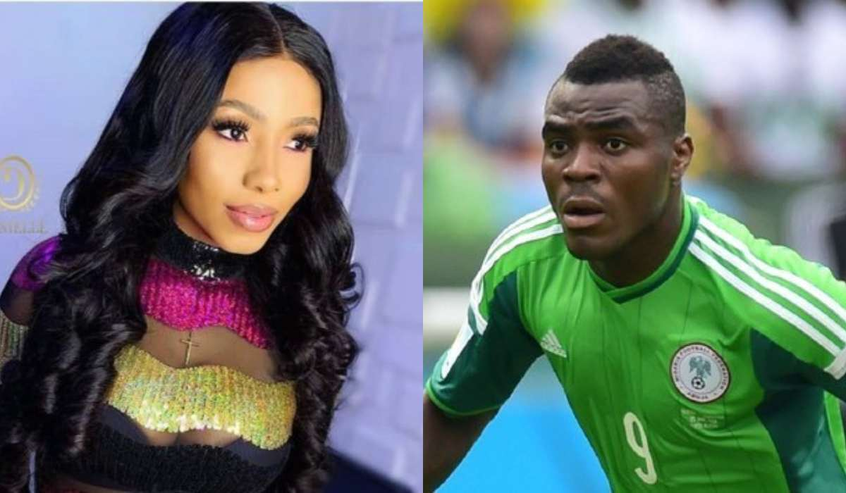 Photo of BBNaija: I was dating Emenike but he dumped me for another girl – says Mercy