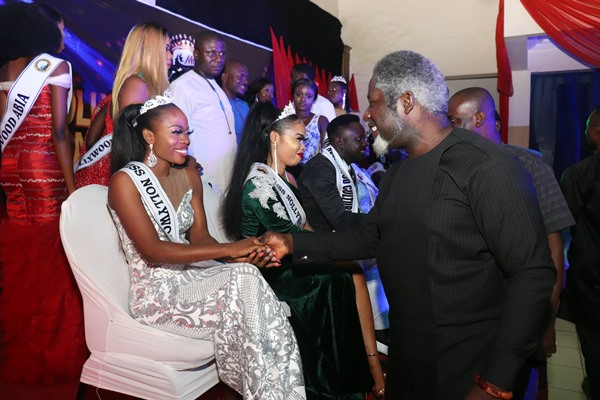 Photo of Meet 5 Newly Crowned Miss Nollywood 2019 Beauty Queens