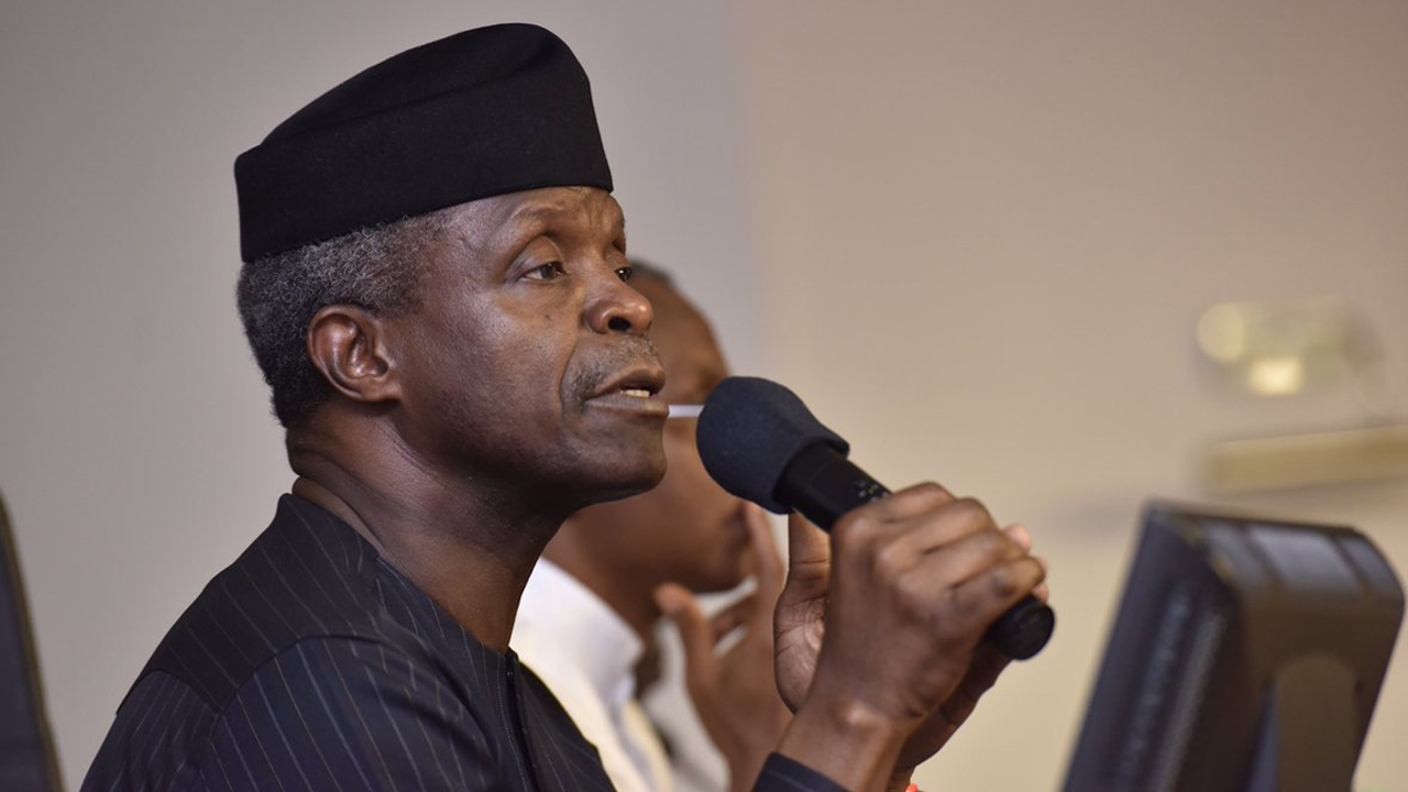 Photo of Nigeria 59th Independence Day: Osinbajo addresses Nigerians