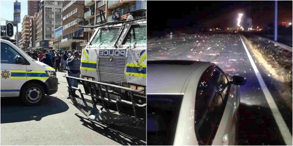 Photo of Xenophobic Attacks: Woman shot dead in South Africa