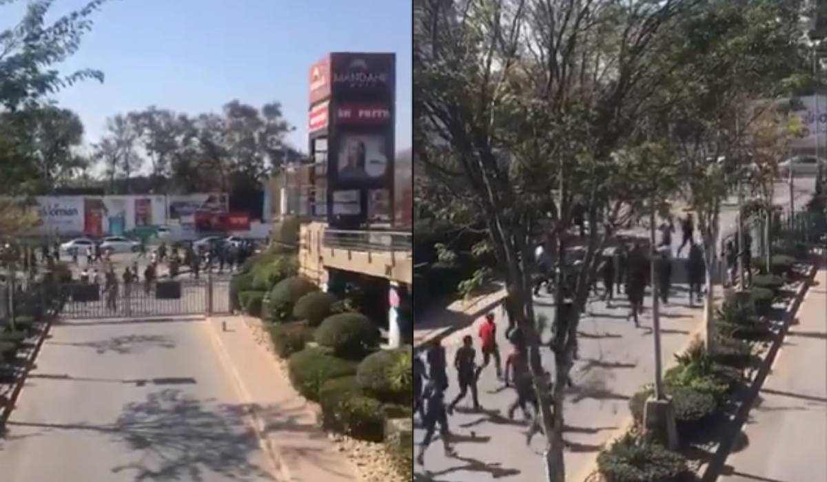 Photo of Xenophobic Attacks: Tension in Zambia as students join protest against attacks in SA (Video)