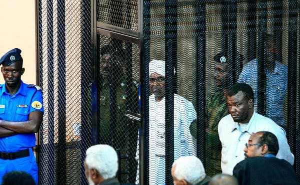 Photo of Sudan: Omar al-Bashir charged with illegal use of foreign funds
