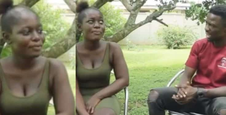 I have slept with 700 men - Ghanaian Slay Queen, Abena Ghanabah