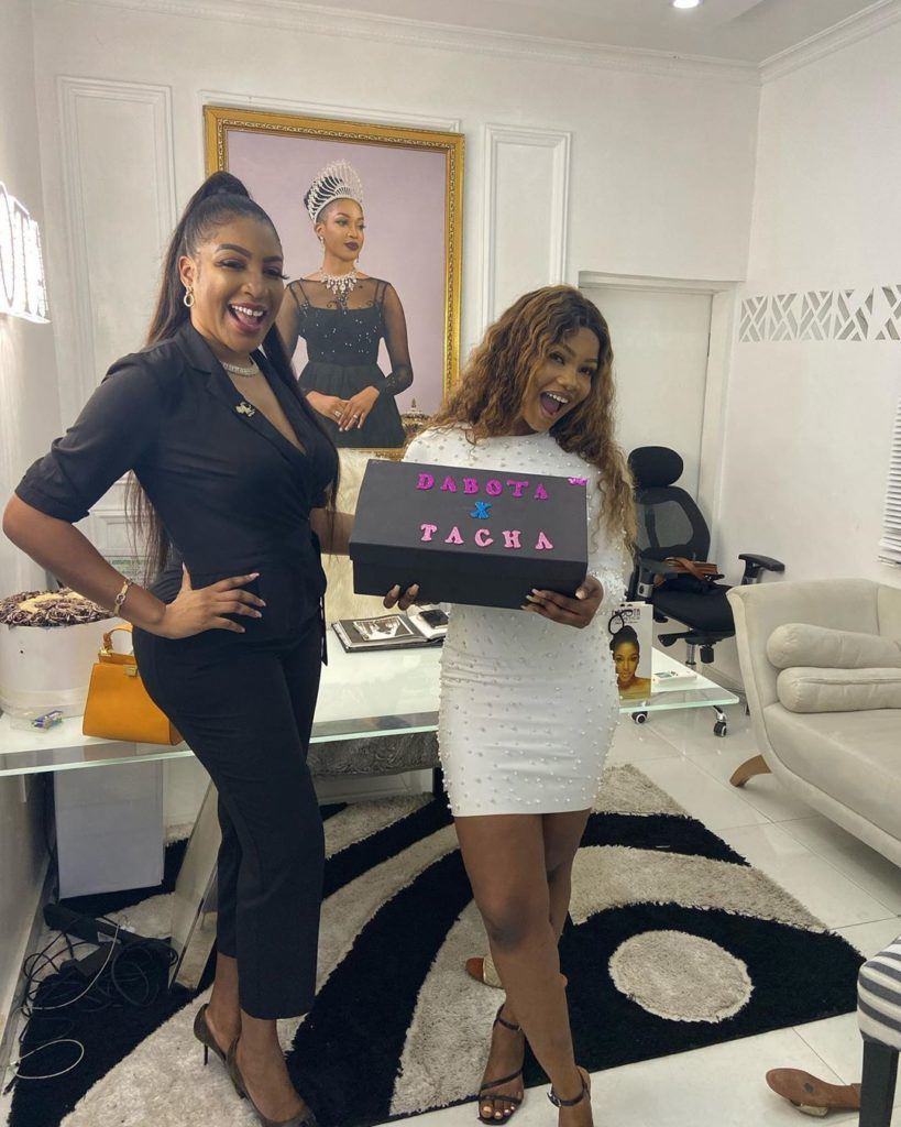 Tacha bags another endorsement deal with Dabota Cosmetics