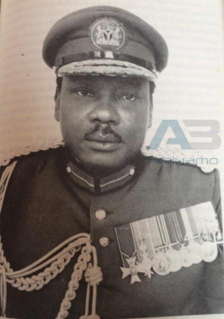 John Nnanyerem Aguiyi Ironsi