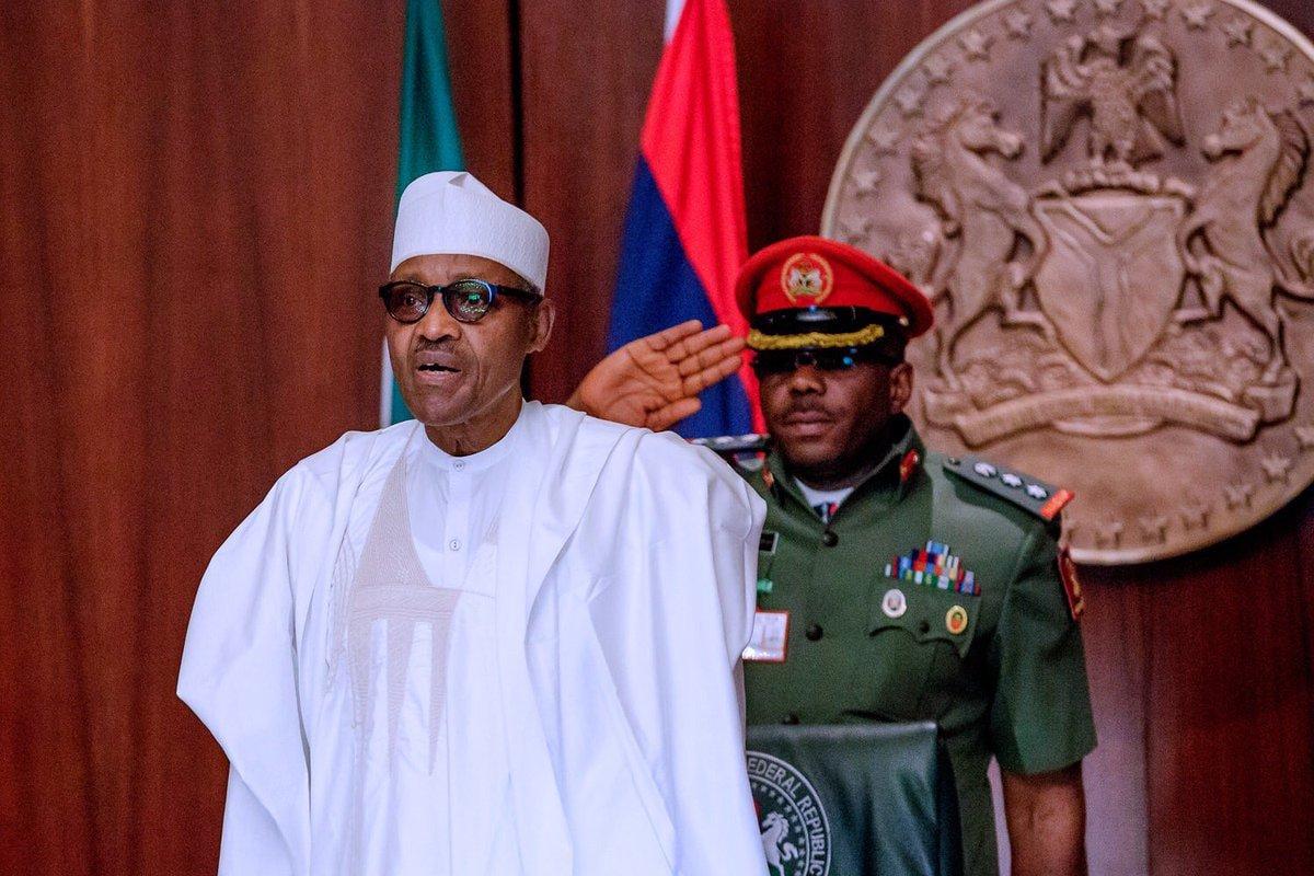 President Buhari extends service year of Abdulkarim Dauda