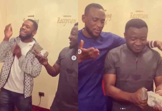 BBNaija: Frodd and Omashola get N500k and N300k from MC Galaxy