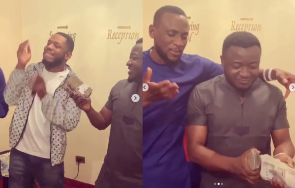 Photo of BBNaija: Frodd and Omashola get N500k and N300k from MC Galaxy (video)