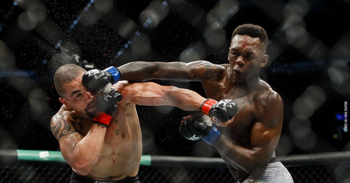 Photo of Nigerian Israel Adesanya becomes UFC Middleweight Champion (Video)