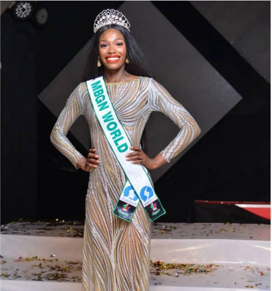 Photo of Miss Rivers, Nyekachi Douglas crowned 'Most Beautiful Girl in Nigeria' 2019 (Photos)