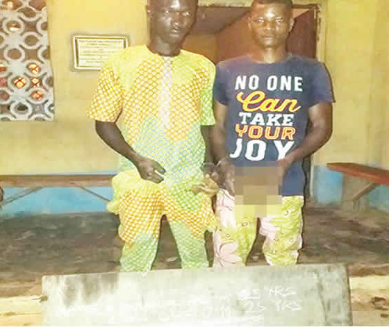 Man catches suspected ritualists with mother's skull in Ogun State