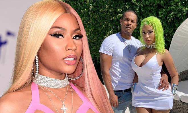 Photo of Nicki Minaj and her boo Kenny Petty could be married 'in the next seven days'