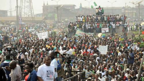Photo of Nigeria third most dangerous place to live in the world – Report