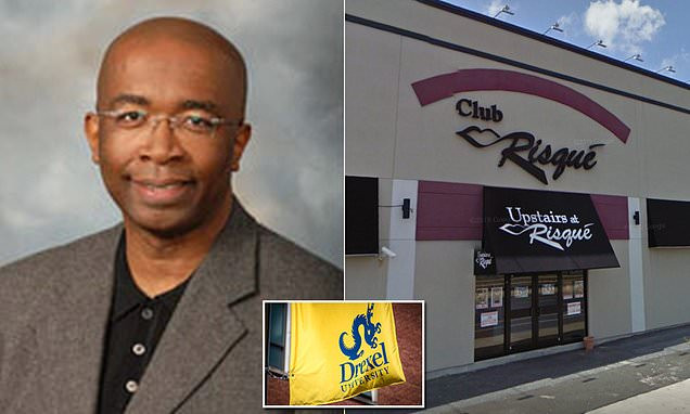 Professor Chikaodinaka Nwankpa spends nearly $200k research funds at strip clubs