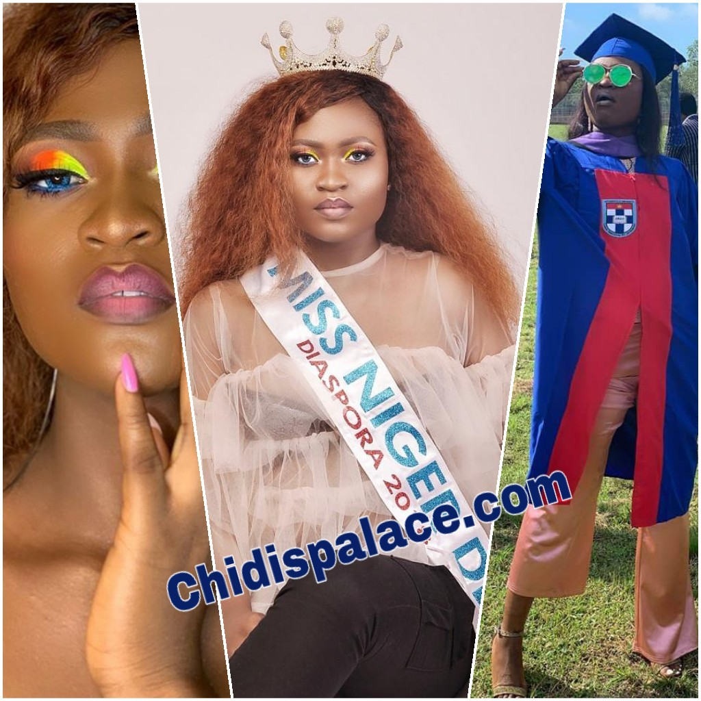 Photo of Queen Freda Fred, Miss Niger Delta Diaspora 2019 bags L.L.B. (Hons)