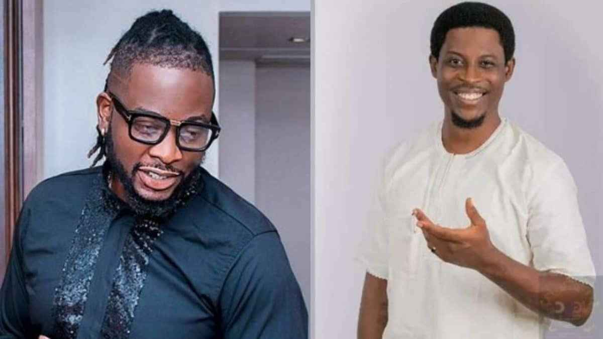 BBNaija 2019: Teddy A and Seyi
