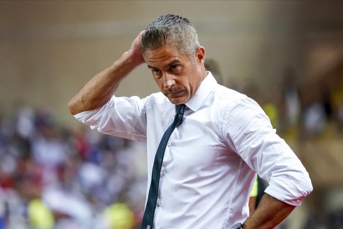 Lyon sack Sylvinho