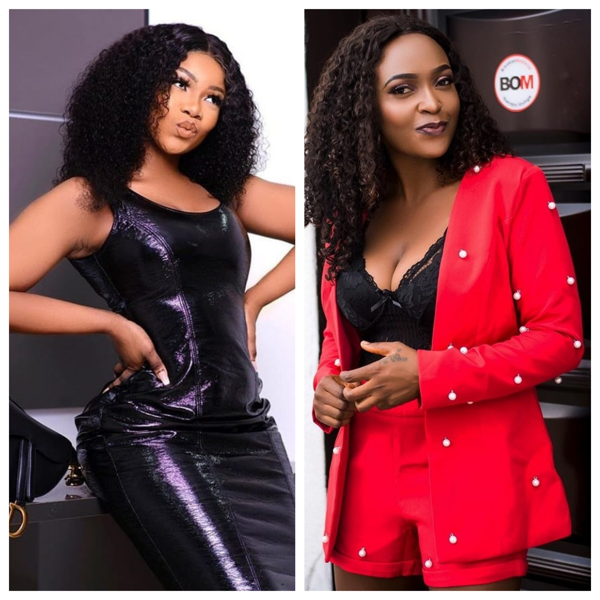Photo of Focus on growing your own brand – Blessing Okoro tells Tacha