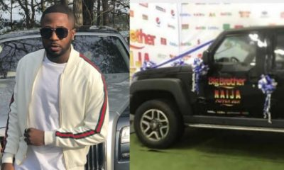 Innoson replies Tunde Ednut for making mockery of the car presented to Mercy