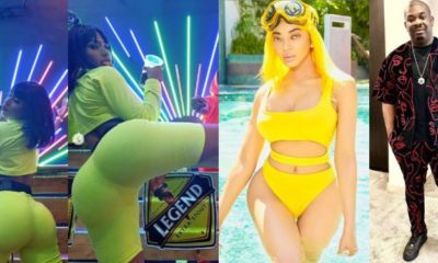 Photo of BBNaija: Dencia fires Don Jazzy for saying Mercy won because of her 'Yansh'