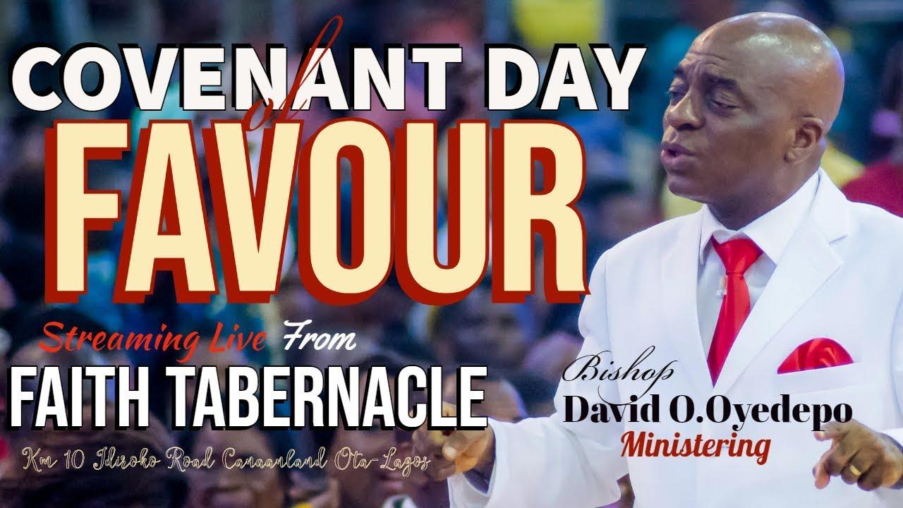 Covenant Hour of Prayer 20 December 2019