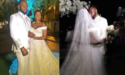 photos from Bambam and TeddyDubai wedding