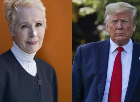 Photo of Why Magazine columnist, Jean Carroll sues President Trump