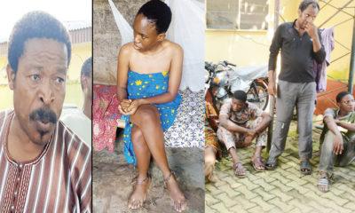 Lagos torture centre