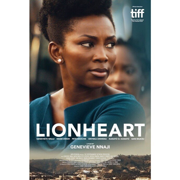 Photo of Genevieve Nnaji reacts after LionHeart movie disqualified from Oscar awards