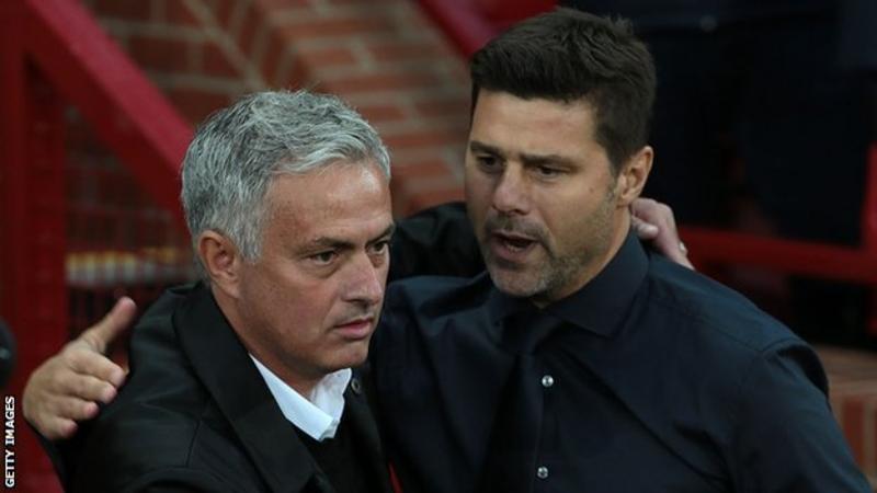 Mourinho in talks to replace Pochettino