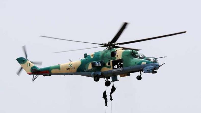 Nigerian Air Force kills ISWAP fighters