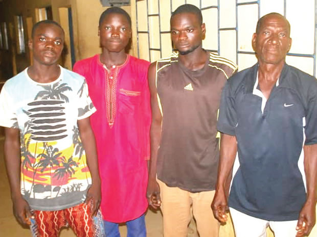 Niger State: 60-year-old three others arrested for defiling 9-year-old
