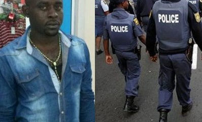 South African police officer found guilty of killing Nigerian
