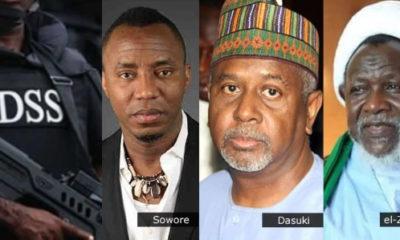 Why Sowore, Dasuki, EL-Zakzaky remain in detention