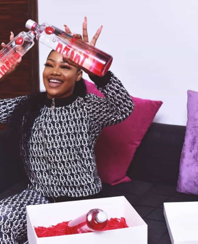 Tacha signs endorsement deal with Ciroc Vodka