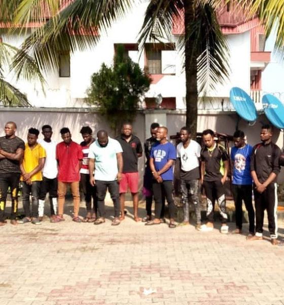 EFCC storms Yahoo-Yahoo Academy in Akwa Ibom