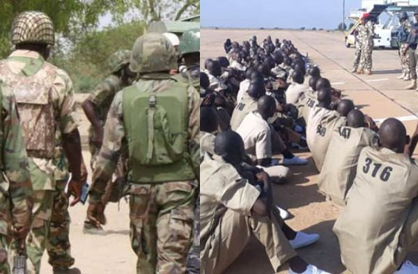 Photo of Nigerian army releases 983 suspects cleared of alleged links to Boko Haram