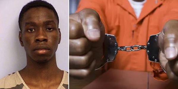 Image result for 20-Yr-Old Nigerian, Eyitoluwa Olayeye Arrested For Killing His Mother In Texas, USA