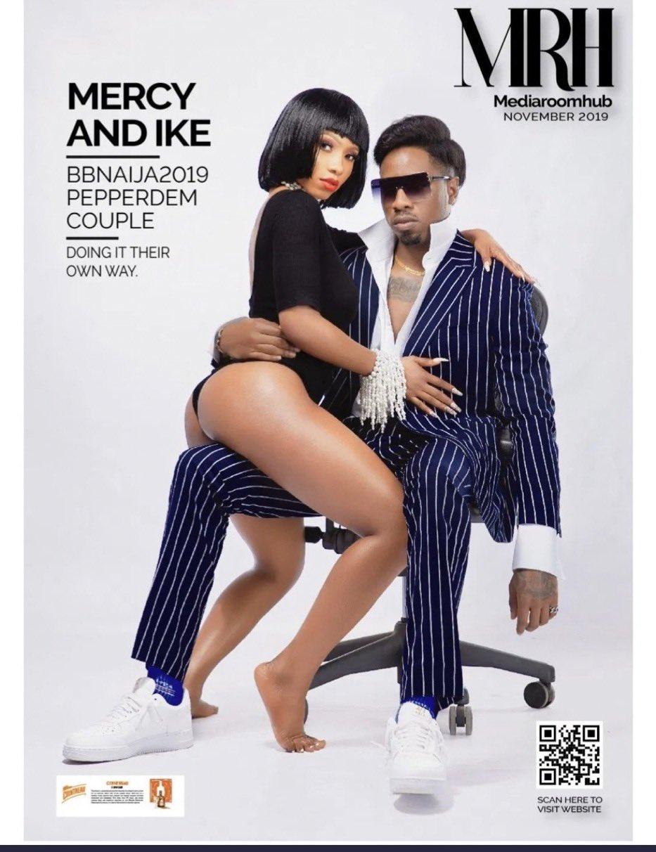 Mercy And Ike Cover The Mediaroomhub Magazine Issue