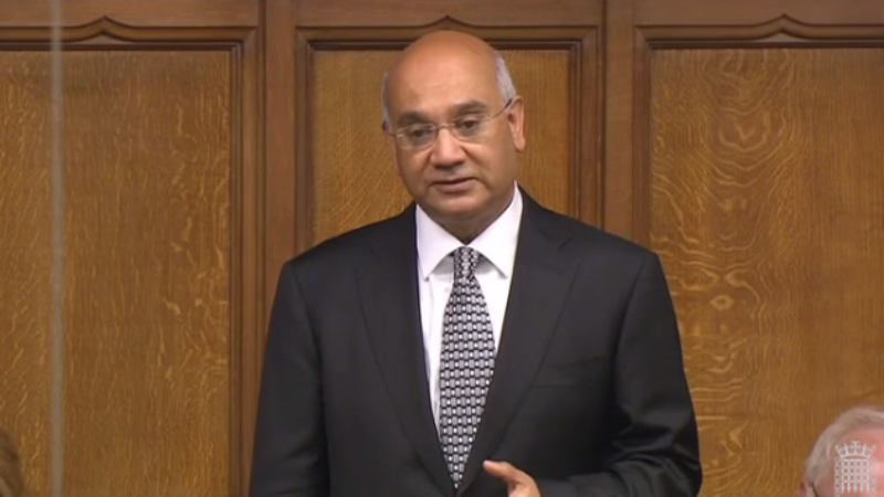 Photo of British lawmaker Keith Vaz steps down after cocaine and male prostitutes scandal