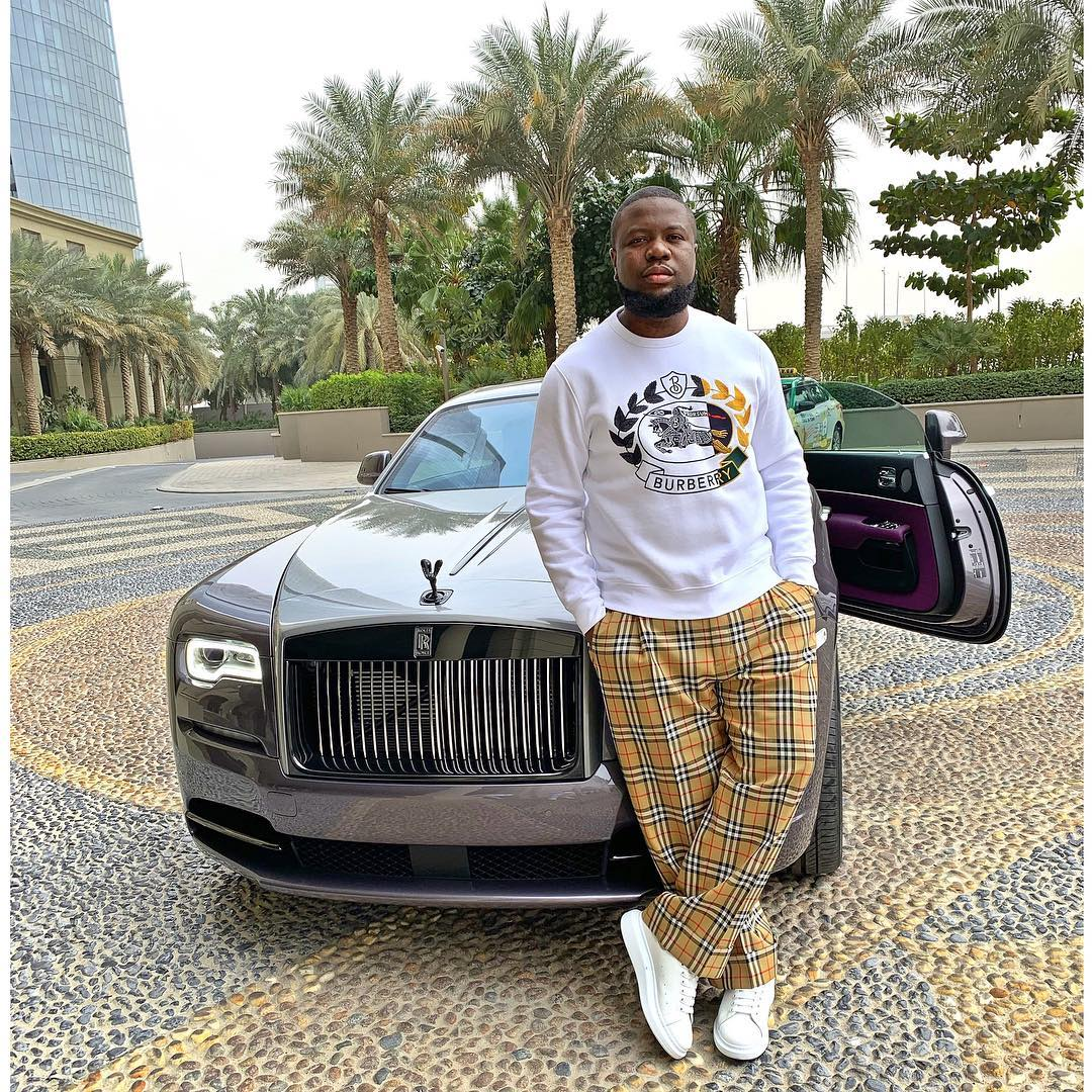 Photo of Hushpuppi celebrates reaching 2 million followers on Instagram