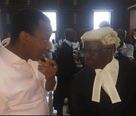 Photo of Femi Falana writes a letter to the Attorney General of the Federation to demand Sowore's release