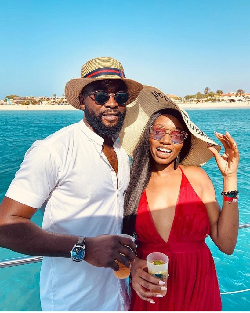 Khafi announces her engagement to Gedoni