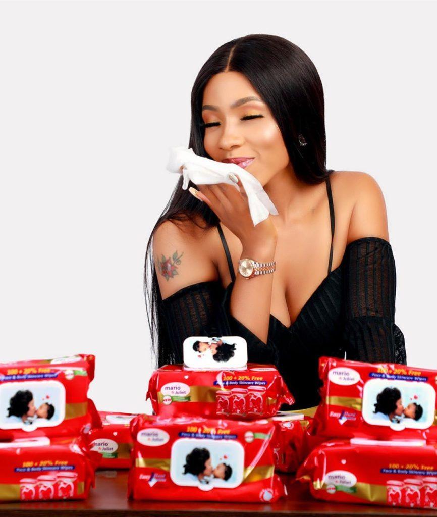 Mercy Eke signs endorsement deal with Mario&Juliet