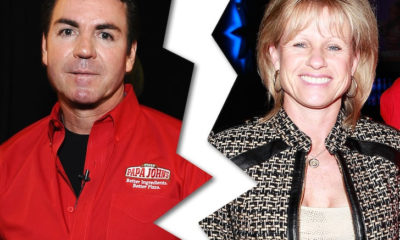 Annette Schnatter, the wife of Papa John's founder John Schnatter has filed for divorce from the pizza provocateur after 32-years of marriage