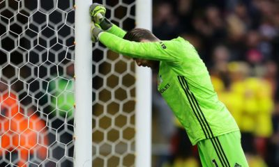 Watford 2-0 Man United