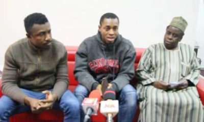 FUTO students held at Bosnian refugee camp