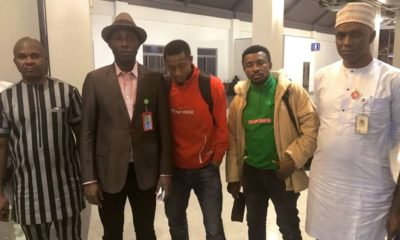 FUTO students detained in Bosnia camp