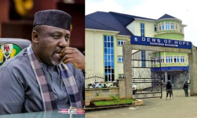 hospital traced to Okorocha's aide