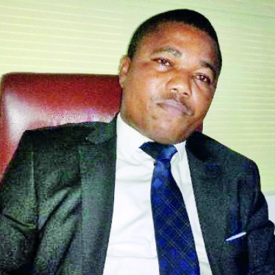 Photo of Nnamdi Kanu's lawyer, Ejiofor speaks from hiding, reveals those responsible for attack